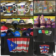 Souvenirs from Puerto Rico