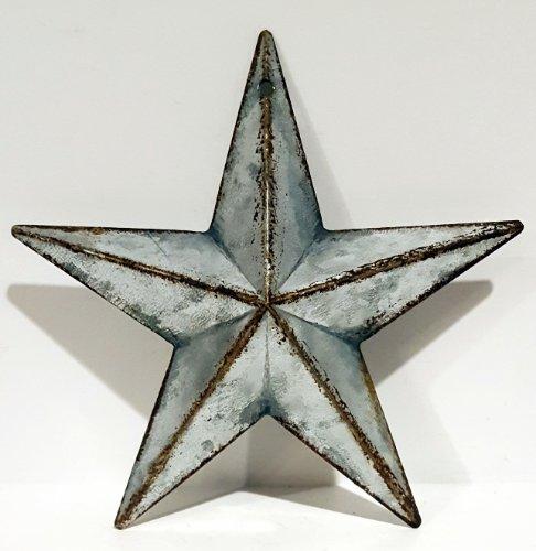 "6"" Metal Barn Star"