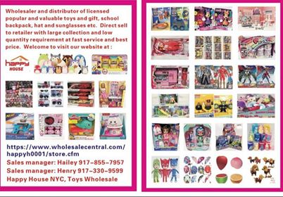 Happy Toys NYC, Inc. featured image
