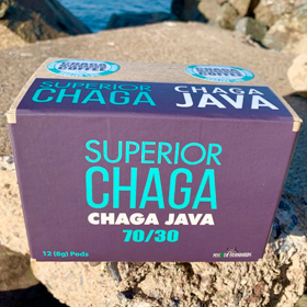 Chaga Coffee 70/30