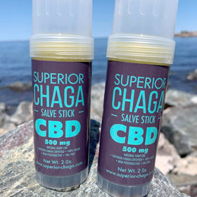 Chaga CBD Pain Relieving Salve