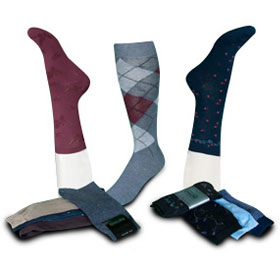 Wide Variety of Sock Options