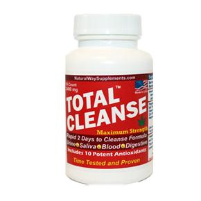 TOTAL CLEANSE DETOX