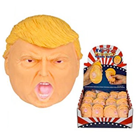 Trump Squeeze Ball