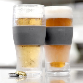 Beer FREEZE? Cooling Cups by HOST