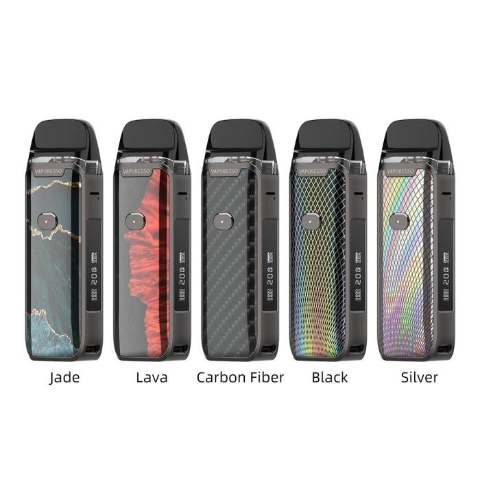 Authentic e-cigarette vape mods