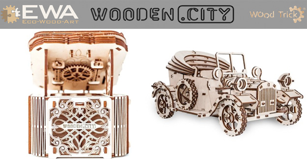 Wooden City featured image