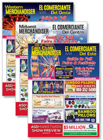 The Merchandiser Group of Magazines cover image