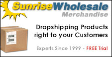 Sunrise Wholesale Merchandise