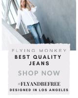 Flying Monkey Jeans