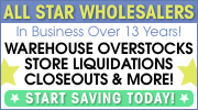 All Star Wholesalers
