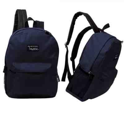 NEW Choice of Color ProSport School Backpack Book Bag Travel Bag Multi Pockets