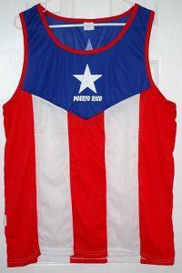 PUERTO RICO ''FLAG'' JERSEY (CHILDREN SIZE)