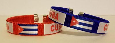 CUBA FLAG BANGLE