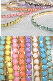 Stretch Rainbow colors BRACELET