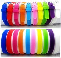 Silicone Wristband BRACELETs Assorted