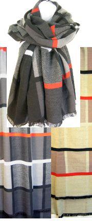 Plaid Design OG Super Soft Oblong BLANKET