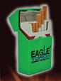 EAGLE TORCH® Press-Open CIGARETTE CASE