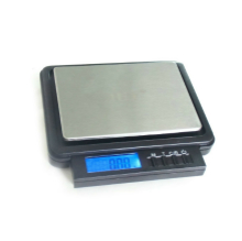 CRH-2105 Mini Precision Digit JEWELRY Pocket Scales with Back LCD
