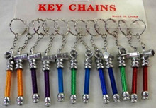 Key Chain HAMMER Pipes