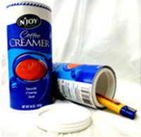 N'Joy COFFEE Creamer Can Safe
