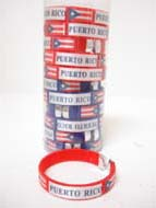 Open BANGLE in Canister-Puerto Rico-#YG-1198 #29027#RJW-136PR