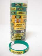 Open BANGLE in Canister-Jamaica-#YG-1198  #RJW-136JM
