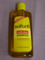 Sulfur 8 Medicated SHAMPOO 7.5oz