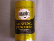 Magic Shaving Powder- Gold 4.5oz