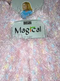 Magic Scarf - SALE - CANDY - Baby Pink