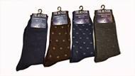 Men's DRESS Socks-Design Asst.-Size 10-13-#S566