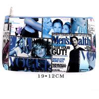COSMETIC pouch - Different Design - Color Asst -#MBG-0477