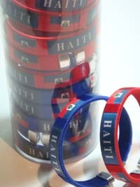 Open BANGLE in Canister-Haiti-Red/Royal Blue#YG-1198HA #RJW-136HT