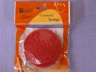 COSMETIC Red Sponge-Thin #9041 #GCS06