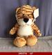 SOFT PLUSH TOY TIGER