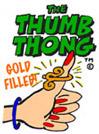 The Thumb Thong (12-Karat GOLD)