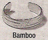Toe Ring 12-Karat GOLD (Bamboo)