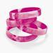 CAMOUFLAGE Pink Ribbon Awareness Cancer BRACELETs