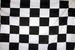 Black and White Checkered NASCAR Racing 3 x 5 Banner Flag