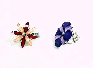 BLOSSOM FLOWER RING