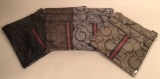 TRAVEL BAG WITH ZIPPER  ** DESIGNS **