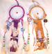 LARGE LEATHER DREAM CATCHERS