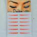 EYE LID GLITTER STICKERS - * CLOSEOUT NOW ONLY 10 CENTS EA