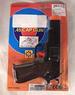 PLASTIC 45 MAG 8 SHOT CAP GUNS BLACK COLOR