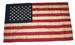 OLD VINTAGE AMERICAN 3 X 5 FLAG WITH GROMMETS