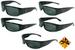 IRON CROSS MOTORCYCLE BIKER SUNGLASSES