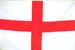 SAINT GEORGE CROSS 3 X 5 FLAGS