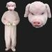 ADULT PIG COSTUME SUIT