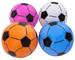 ASSTORED COLORS 16 INCH INFLATABLE SOCCER BALLS