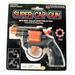 8 SHOT CAP GUNS SHOOTS 8